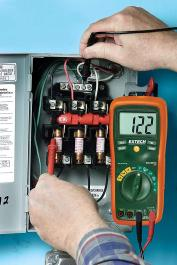 Univerzalni industrijski digitalni multimetar EX420 Extech