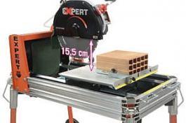 Električna testera za rezanje opeke, betona, mermernih blokova EXPERT 400S Battipav
