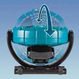 Akumulatorski ventilator DCF102Z Makita