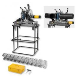 Aparat za zavarivanje plastičnih cevi 40-160mm SSM 160RS REMS