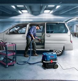 Usisivač za suvo-mokro usisavanje GAS 12-25 PS Bosch