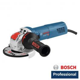 Ugaona brusilica sa sistemom X-LOCK GWX 9-125 S Professional Bosch