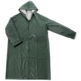 Kabanica za kišu sa dvostrukim slojem zelena M
