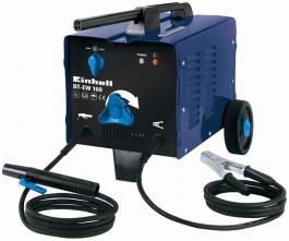 Aparat za elektro-lučno varenje plavi BT-EW 160 EINHELL