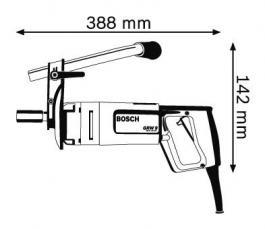Električna mešalica GRW 9 Professional BOSCH
