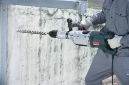 Hammer Elektropneumatska bušilica - čekić Sds max KHE 96 1700W METABO