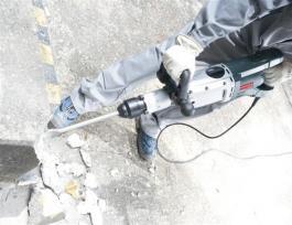 Štemarica elektro pneumatska MHE 96 METABO