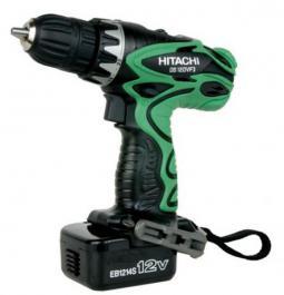 Akumulatorska busilica - odvijač sa lampom Hitachi 2Ah DS 12 DVF3