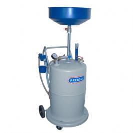 Uredjaj za sakupljanje ulja iz motora sa aspiratorom i vazdušnim pražnjenjem 75lit PRESSOL