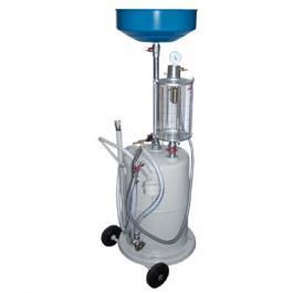 Uredjaj za sakupljanje ulja iz motora sa kontrolnom posudom aspiratorom i vazdušnim pražnjenjem 75lit PRESSOL