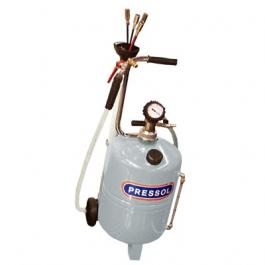 Uredjaj za sakupljanje ulja iz motora sa aspiratorom 24lit PRESSOL