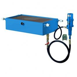 Kanalni uredjaj za skupljanje ulja iz motora sa pneumatskom pumpom za pražnjenje PRESSOL