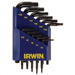 Set inbusa TORX T6-T40 (11kom) 10758 IRWIN