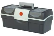 Kutija za alat 22-33 sk siva plastična SEIFERT