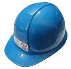 Šlem zaštitni plavi WOMAX