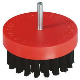 Četka za poliranje od mekanog materijala, prihvat 6 mm 80mm WOLFCRAFT