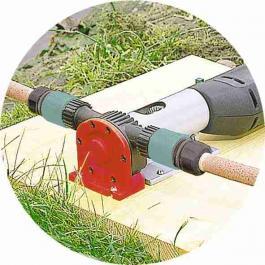 Pumpa za vodu pogon na bušilici (CE) plastična 1300 lit/h WOLFCRAFT