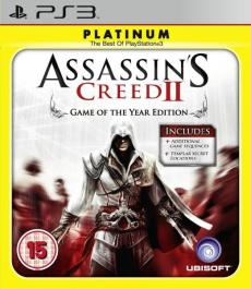 Video igrica Assassins Creed 2 GOTY Platinum  PS3