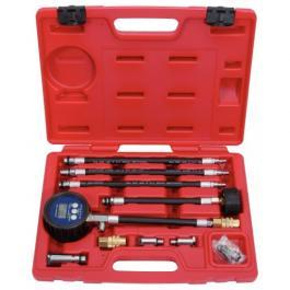 Tester kompresije pritiska - za motore na benzin KS TOOLS
