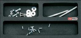 Univerzalni penasta kutija za alat ili male delove (prazna) KS TOOLS
