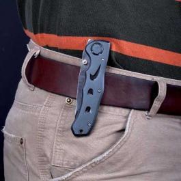 Džepni nož dužine 80 mm WOLFCRAFT