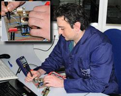 5 u 1 multifunkcionalni merač parametara životne sredine PCE-EM 886 PCE