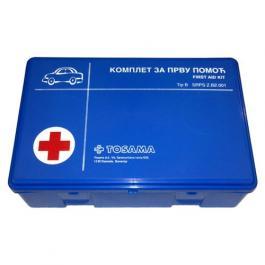 Auto apoteka komplet za prvu pomoć po novom standardu SRPS Z.B2.001