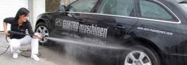 Perač visokog pritiska hladna voda HDEm 390 Elektro maschinen
