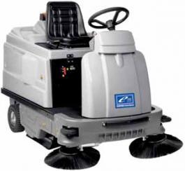 Uređaj za pometanje podova SWM 7440ET Elektro maschinen