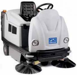 Uređaji za pometanje podova SWM 8500 DP Elektro maschinen