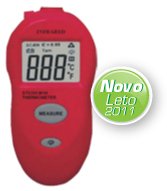 Ručni infracrveni termometar DT8260 Home