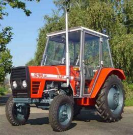 Traktor IMT 539  (sa ili bez kabine)