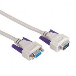 Kabl VGA produžni 15-pin HDD muški na 15-pin HDD ženski 1.8m Hama