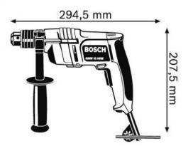 Električna bušilica GBM 13 HRE  Professional BOSCH