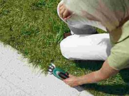 Akumulatorske makaze za travu ISIO BOSCH