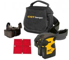 Laserski nivelator u 3 tačke MP3-EU CST/Berger