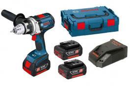 Akumulatorska bušilica-odvrtač 2x3Ah GSR 18 VE-2-LI Bosch
