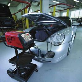 Aparat za varenje Digital Car Spotter 5500 Telvin