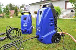 Perač pod visokim pritiskom hladna voda HDEm 401 Elektro maschinen