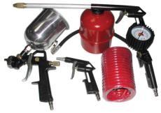 Set pneumatskog alata 5 kom  Womax