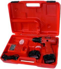 Akumulatorska bušilica 9.6V MT062SK2 Maktec by Makita