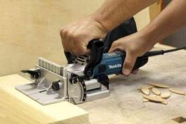Električna kekserica za drvo PJ7000J Makita