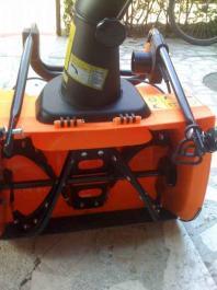 Električni čistač snega - snežna freza VEST 1600