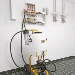 Pumpa za testiranje instalacija Solar-Pusch K60 Rems