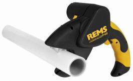 Akumulatorski sekač za plastične cevi ROS P 40 REMS