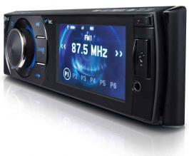 Auto radio CD/MP3 Player + 4GB USB LDF900UR LG