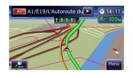 Auto navigacija AVIC-F220 PIONEER
