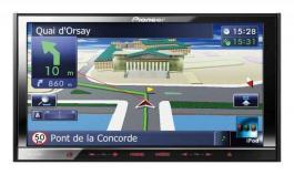 Auto navigacija AVIC-F30BT PIONEER