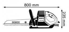 Električna testera lisičji rep  GFZ 16-35 AC Professional BOSCH