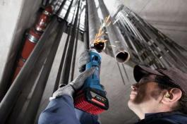 Akumulatorska ravna brusilica  GGS 18 V-LI Professional Bosch